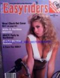 Traci Lords on the cover of Easyriders (United States) - November 1985