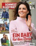 Schweizer Illustrierte Magazine [Switzerland] (10 December 2012)