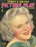 Alice Faye on the cover of Picture Play (United States) - September 1935