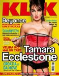 Klik Magazine [Croatia] (August 2011)