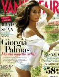 Giorgia Palmas on the cover of Vanity Fair (Italy) - May 2011