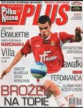 Pawel Brozek on the cover of Pi Ka No Na Plus (Poland) - September 2007