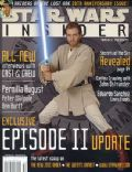 Ewan McGregor on the cover of Star Wars Insider (United States) - July 2001