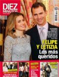 Diez Minutos Magazine [Spain] (30 May 2012)