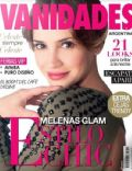 Celeste Cid on the cover of Vanidades (Argentina) - May 2014