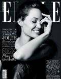 Angelina Jolie on the cover of Elle (Indonesia) - June 2014