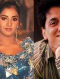 Divya Bharati and Sajid Nadiadwala