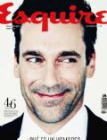 Jon Hamm on the cover of Esquire (Spain) - November 2011