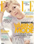 Michelle Williams on the cover of Elle (Sweden) - February 2012