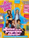 Brenda Asnicar, Eva De Dominici, Laura Esquivel, Nicolas Zuviria on the cover of Patito Feo (Argentina) - November 2007