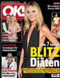 OK! Magazine [Germany] (29 December 2011)