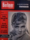 Berliner Illustrierte Zeitschrift Magazine [West Germany] (5 December 1959)