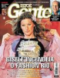 Isto É Gente Magazine [Brazil] (24 January 2005)