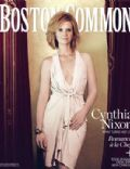 Cynthia Nixon on the cover of Boston Common (United States) - July 2010