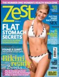 Zest Magazine [United Kingdom] (July 2010)