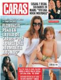 Carolina Oltra, Florencia Peña, Isabel Macedo on the cover of Caras (Argentina) - December 2007