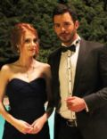 Elçin Sangu and Baris Arduç