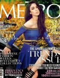 Julia Barretto on the cover of Metro (Philippines) - February 2014
