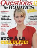 Questions De Femmes Magazine [France] (April 2012)