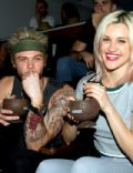 Ryan Fletcher and Ashley Roberts