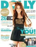 Miley Cyrus on the cover of Dolly (Australia) - July 2011