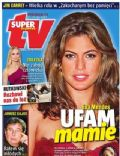 Eva Mendes on the cover of Program TV (United States) - October 2009