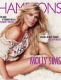 Molly Sims on the cover of Hamptons (United States) - August 2002