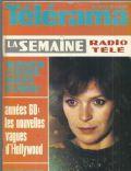Télérama Magazine [France] (20 July 1974)
