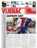 Vijenac Magazine [Croatia] (28 February 2008)