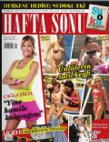 Haftasonu Magazine [Turkey] (14 July 2010)