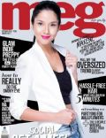 Maxene Magalona on the cover of Meg (Philippines) - October 2013