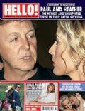 Hello! Magazine [United Kingdom] (22 August 2006)