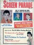 Elvis Presley on the cover of Screen Parade (United States) - June 1966