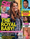 Kate Middleton on the cover of Star (United States) - July 2013