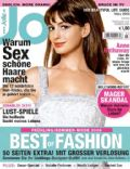 Jolie Magazine [Germany] (March 2008)