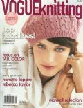 Vogue Knitting Magazine [United States] (October 2009)