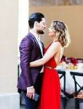 Jenna Johnson and Val Chmerkovskiy