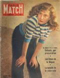 Paris Match Magazine [France] (1 February 1950)