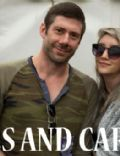 Wes Borland and Carre Kwong Callaway