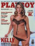 Playboy Magazine [Netherlands] (February 2002)
