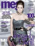 Shaina Magdayao on the cover of Meg (Philippines) - November 2009