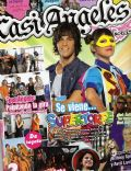 María Candela Vetrano, Pablo Martinez on the cover of Casi Angeles (Argentina) - March 2011