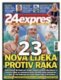 24 Sata Express Magazine [Croatia] (9 March 2012)