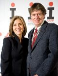 Meredith Vieira and Richard M. Cohen