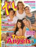 Gastón Dalmau, Juan Pedro Lanzani, María Eugenia Suárez, Mariana Espósito, Nicolas Riera on the cover of Tu (Chile) - March 2009