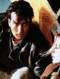 Nastassja Kinski and Charlie Sheen