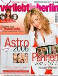 Verliebt In Berlin Magazine [Germany] (December 2005)