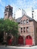 The Old Fire Hall