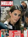Hello! Magazine [United Kingdom] (29 August 2011)
