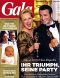 Jean Dujardin, Meryl Streep on the cover of Gala (Germany) - March 2012